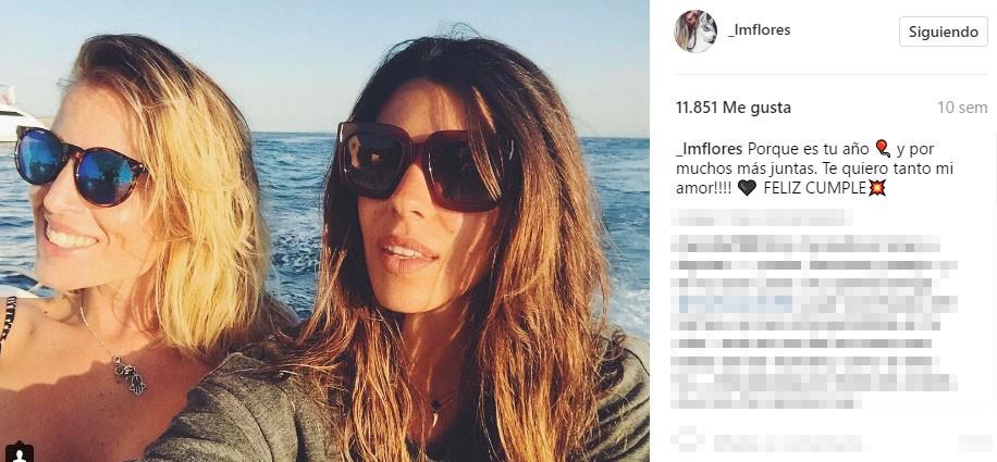 La hija de Kiko Matamoros ha sentido mucho no poder asistir a la boda de su gran amiga.