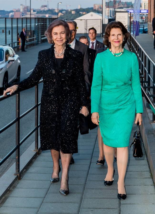 Sofía y Silvia