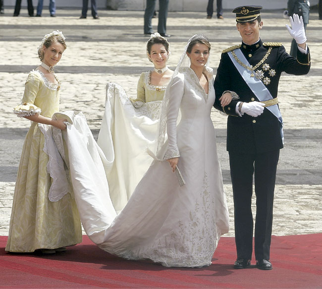 felipe y letizia: 13 años de matrimonio en sus imágenes más llamativas