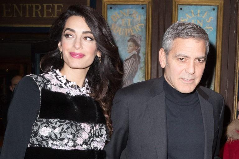 Nos colamos en la fiesta de George Clooney
