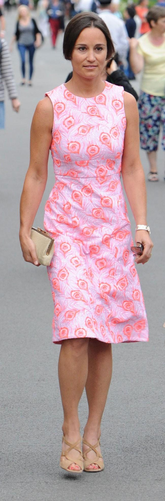 Pippa Middleton: todas las claves del estilo de la novia del año