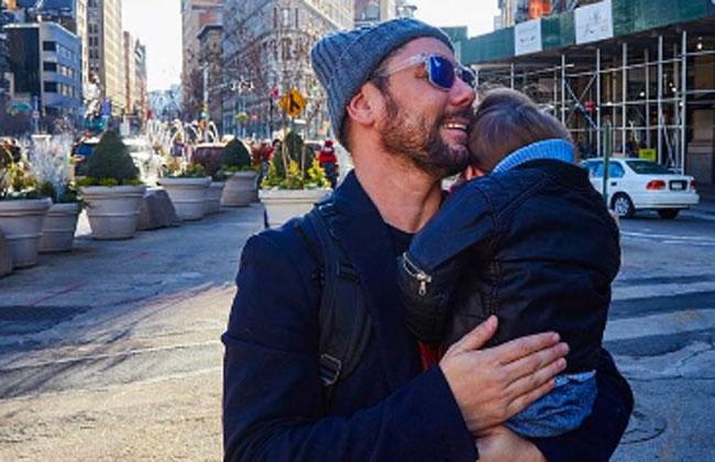 El momento más emocionante de Miguel Poveda junto a su hijo Ángel