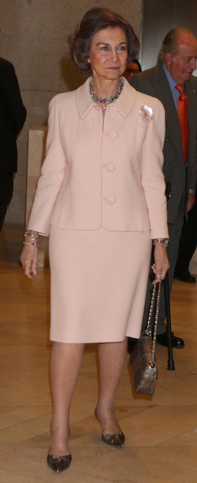 La Reina Sofía: los 10 modelos con los que ha dado en la diana