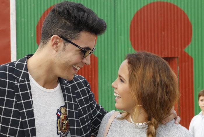 Amor Romeira confiesa sus primeras impresiones cuando Gloria le presentó a Kiko