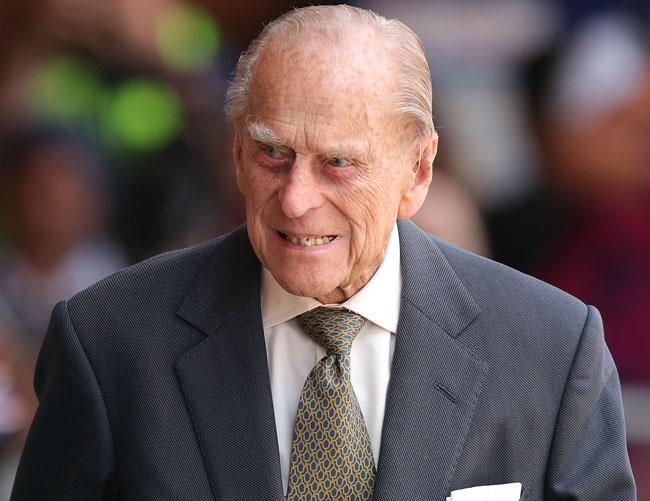 Preocupación por el estado de salud del Duque de Edimburgo