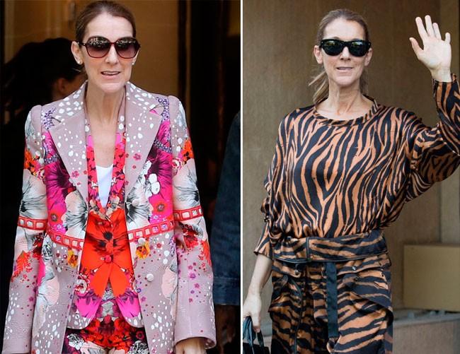 Céline Dion: la increíble transformación, de 'hortera' a icono de moda