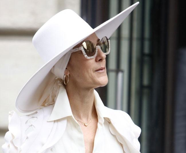 Céline Dion, su transformación en una auténtica it girl