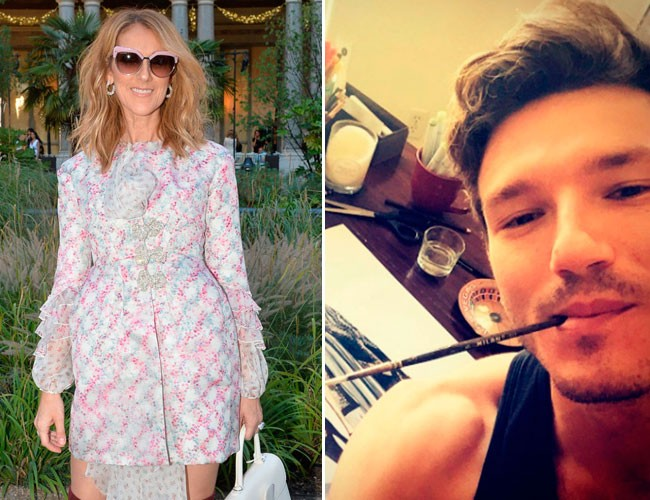 ¿Está Céline Dion enamorada de este joven malagueño?