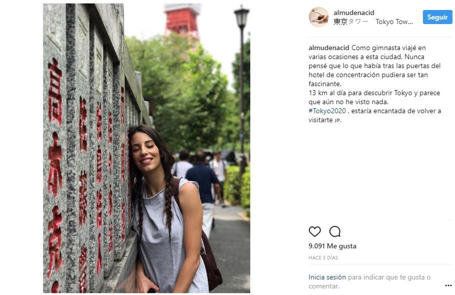 Christian Gálvez Y Almudena Cid Celebran Japón Sus 7 Años De Casados