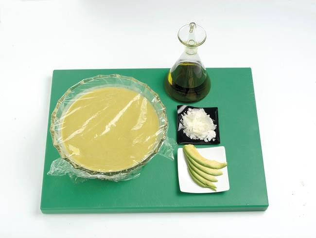 Crema de aguacate