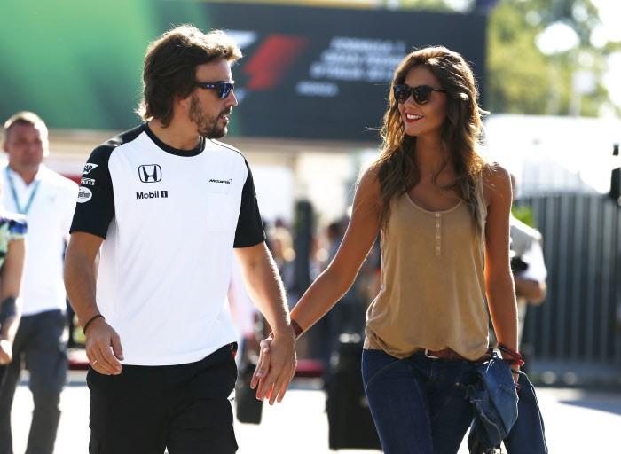 d473430794 El nuevo punto en común entre Lara Álvarez y su ex Fernando Alonso