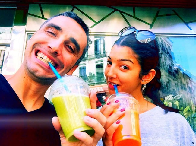 La nueva vida de casado de Canco Rodríguez