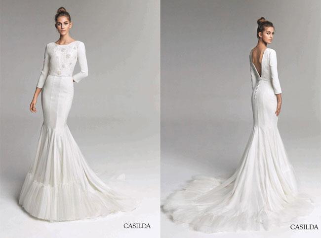 los 10 vestidos de vicky martín berrocal con los que te puedes casar