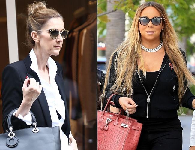 Céline Dion y Mariah Carey, destrozados por la tragedia de Las Vegas