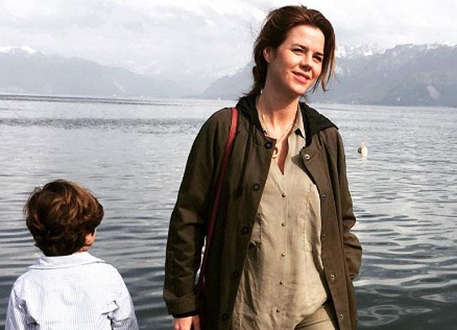 La emotiva felicitación de Amelia Bono a su hijo Manu