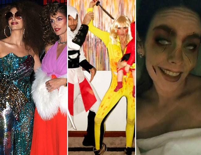 Amal Clooney, Paris Hilton, Cristina Pedroche, Sara Carbonero… los VIPS se adelantan a Halloween