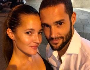 Malena Costa y Mario Suárez, cena romántica en un restaurante de moda