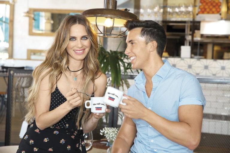Un café con Vanesa Romero: «Soy muy impaciente y perfeccionista»