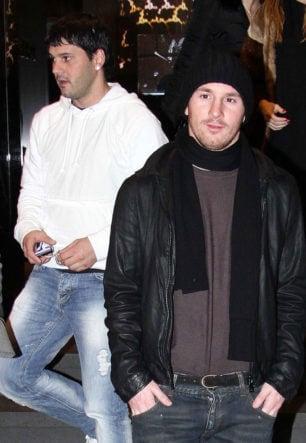 Ordenan la detención de Matías, hermano de Leo Messi, tras aparecer ensangrentado en una lancha