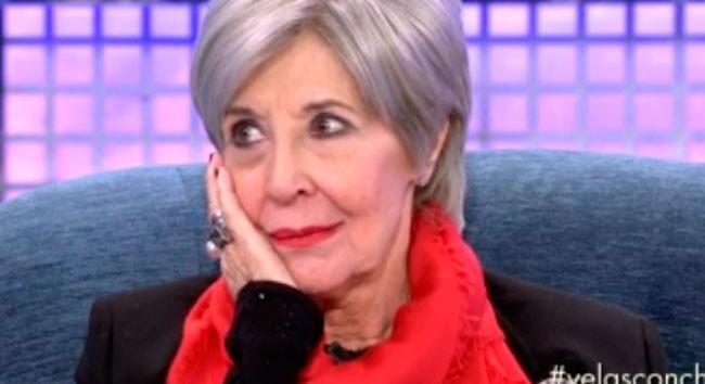 Concha Velasco fue acosada por un productor: «Le di con la rodilla en sus partes»