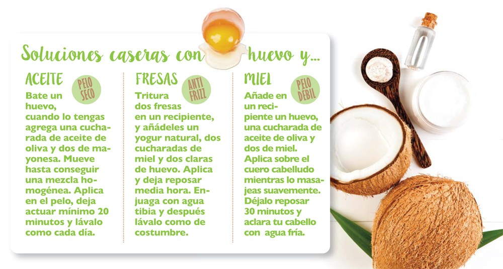 Alimentos que fortalecen el pelo y productos que te ayudan - Alimentos que contienen silicio ...