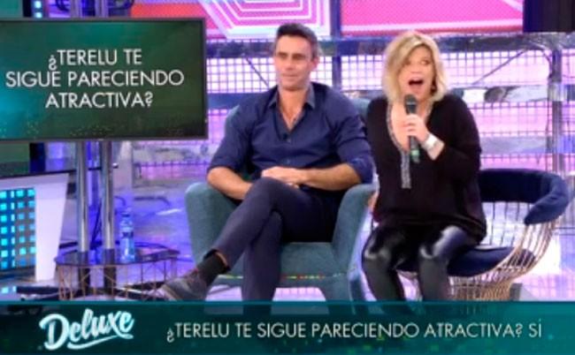 Terelu y el 'zasca' de Alonso Caparrós que nunca habría esperado