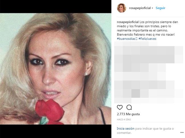 Rosa Benito Más Sexy Y Atrevida Que Nunca A Los 62 Años