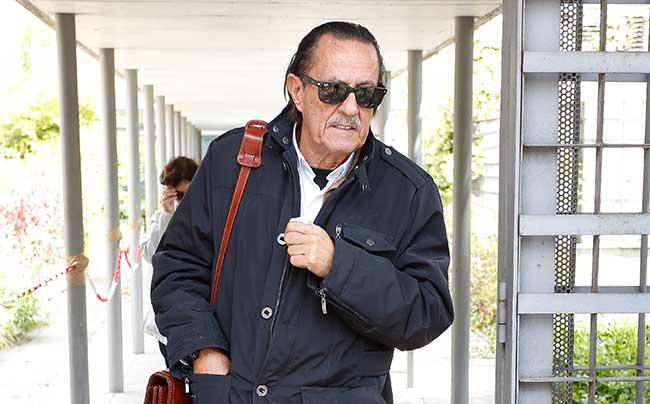 Julián Muñoz vuelve al CIS muy «arrepentido» y se siente víctima de una encerrona