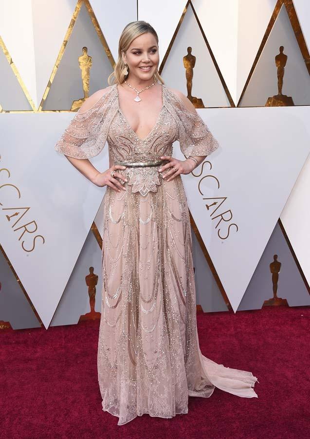 Oscar 2018 | Las peor vestidas de la fiesta del cine