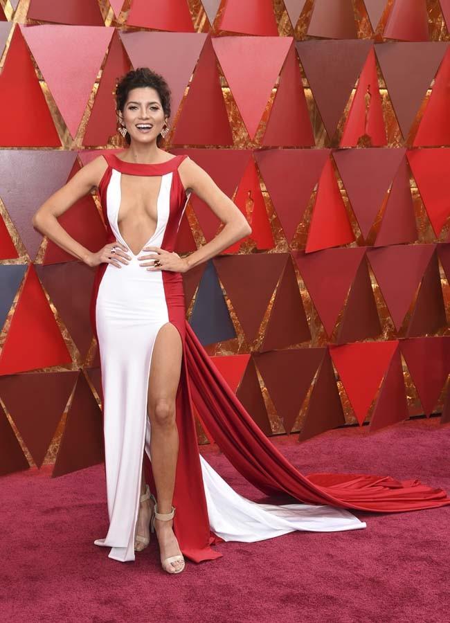 Oscar 2018 Las Peor Vestidas De La Fiesta Del Cine