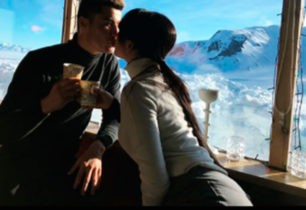 Cristiano y Georgina: así ha sido su romántico fin de semana en la nieve