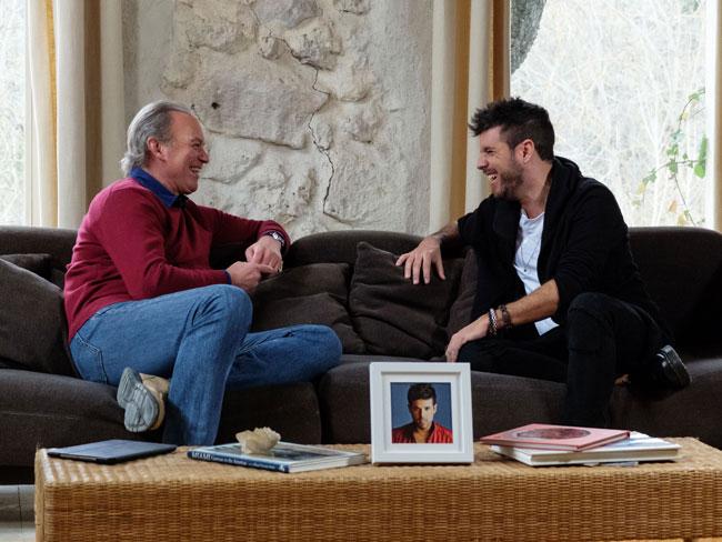 Pablo López desvela su situación sentimental  en 'Mi casa es la tuya'