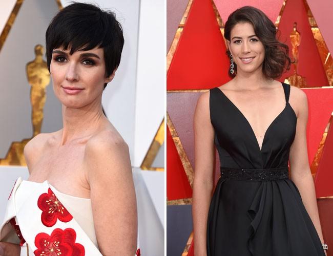 Paz Vega, Garbiñe Muguruza, David Bisbal y Jon Kortajarena, cuatro españoles en los Oscar 2018