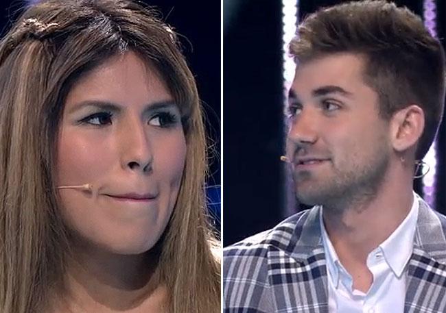 El tenso reencuentro entre Chabelita Pantoja y Alejandro Albalá