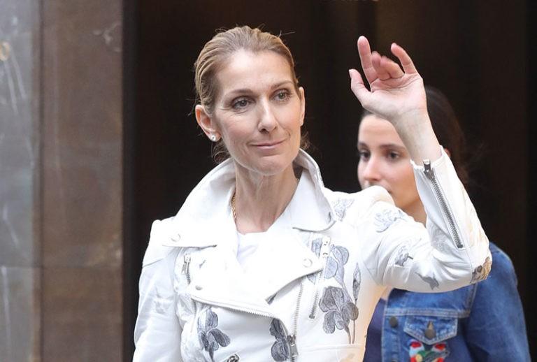 Celine Dion, obligada a suspender sus conciertos