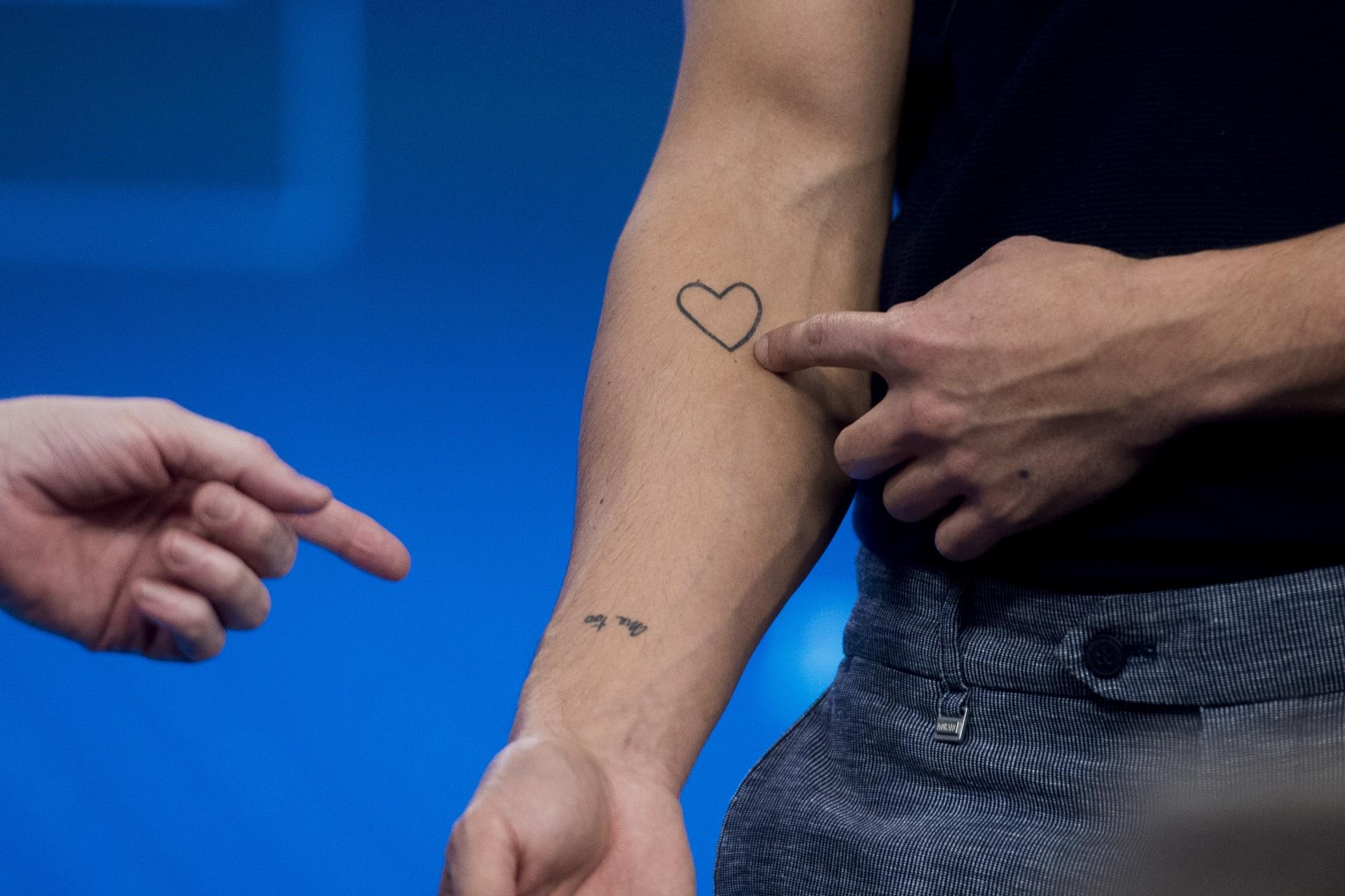 Mario Casas Desvela El Curioso Secreto De Sus Tatuajes