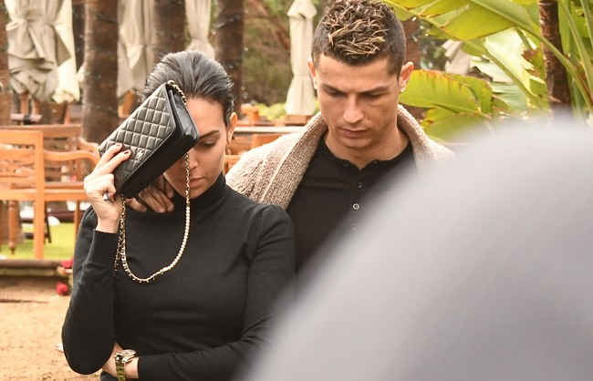 Cristiano Ronaldo, Georgina Rodríguez y el anillo de diamantes que desata los rumores de boda