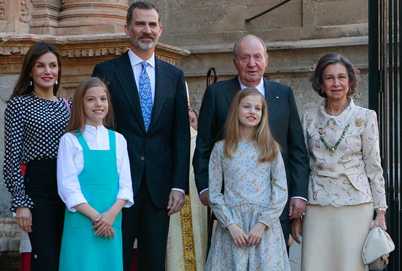 la-familia-real-espanola-en-la-misa-de-pascua