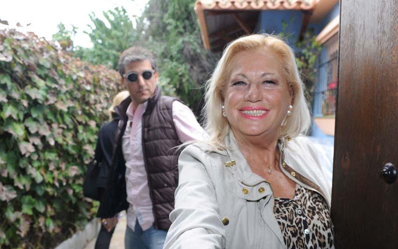 Mayte Zaldívar y Fernando Marcos en una imagen de archivo. (Gtres)