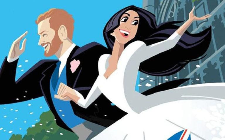 Al minuto, así será la boda de Harry y Meghan Markle: itinerario completo
