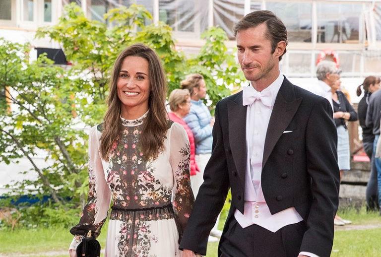Pippa Middleton espera su primer hijo
