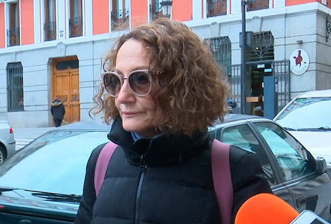 Paloma Rocasolano enmudece ante el escándalo de su hija, la reina Letizia