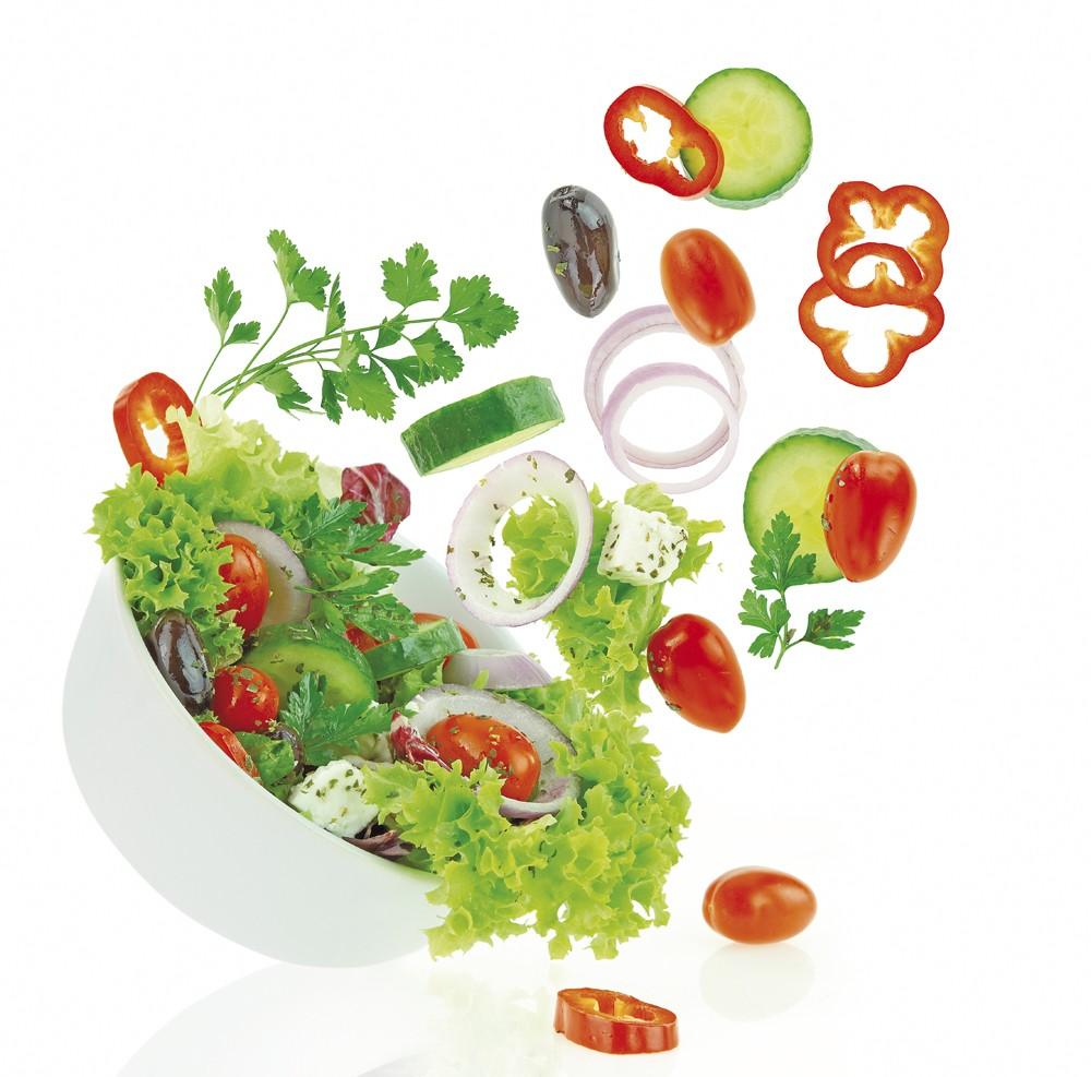 Dieta ensalada
