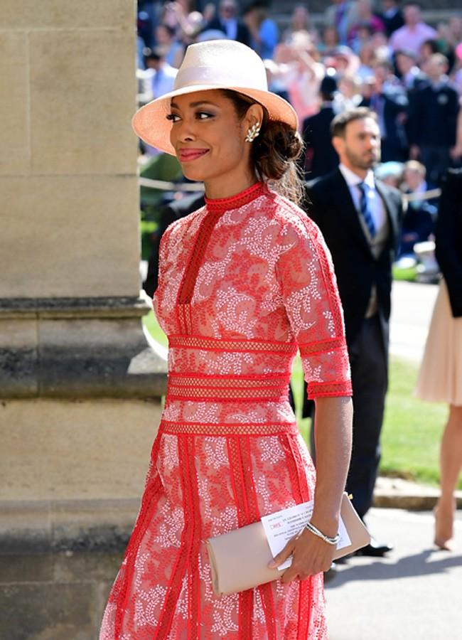 Los diez vestidos de invitada más impresionantes de la gran boda real