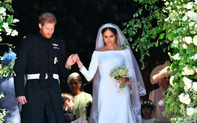 los-flamantes-recien-casados