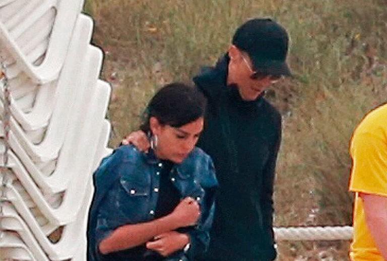 La faceta más tierna de Cristiano en su escapada a Ibiza con Georgina