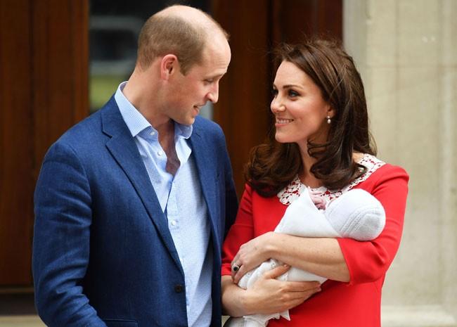 3307044fa3 Los duques de Cambridge registran oficialmente a su tercer hijo