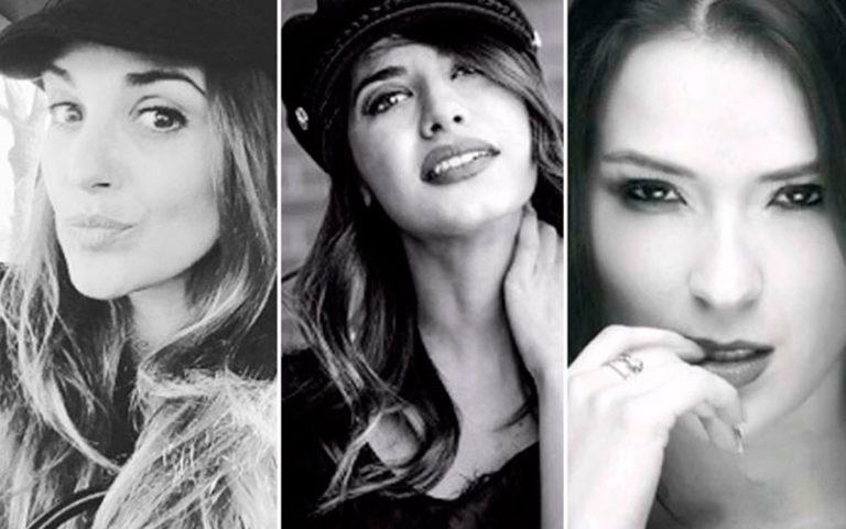 Paula Echevarría, Ares Teixidó y Yana Olina: tres mujeres cortadas por el mismo patrón