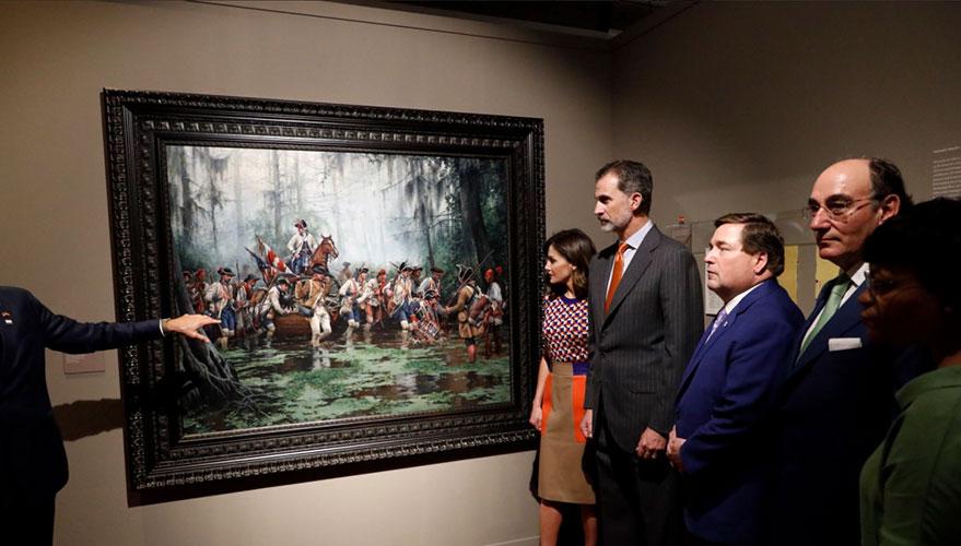 don-felipe-y-dona-letizia-han-admirado-las-obras-de-pintores-como-goya-o-zuloaga