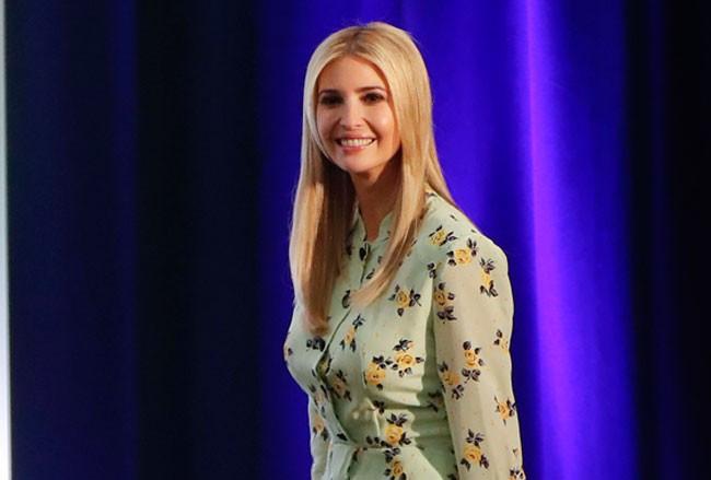 El vestido de 2.000 euros de Ivanka Trump del que todo el mundo habla